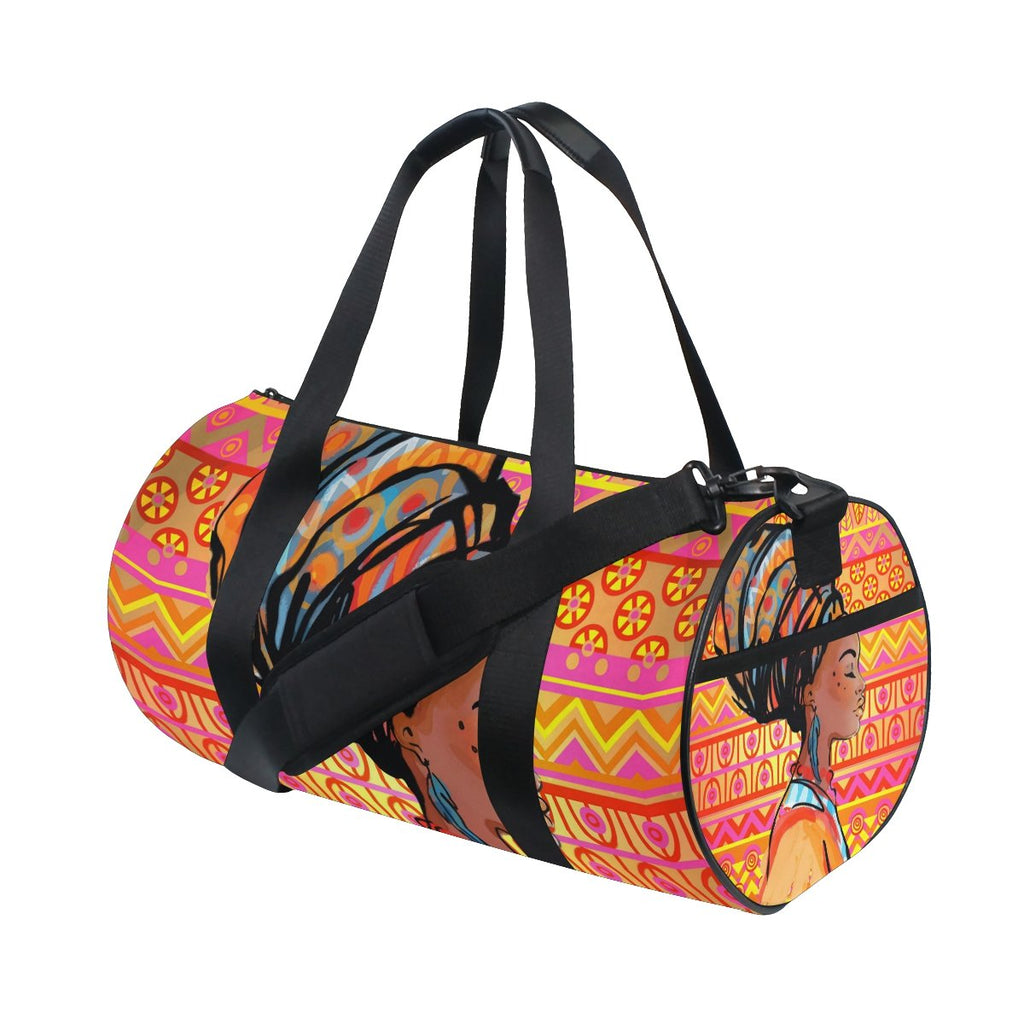 Sports Gym Bag for Women and Men Travel Duffel Bag