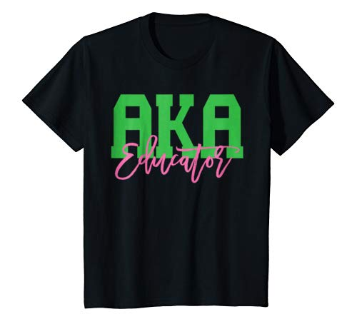 AKA Shirts - AKA Gifts - AKA Educator