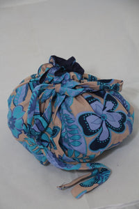 Limited Edition Placenta Bag - Blue Floral