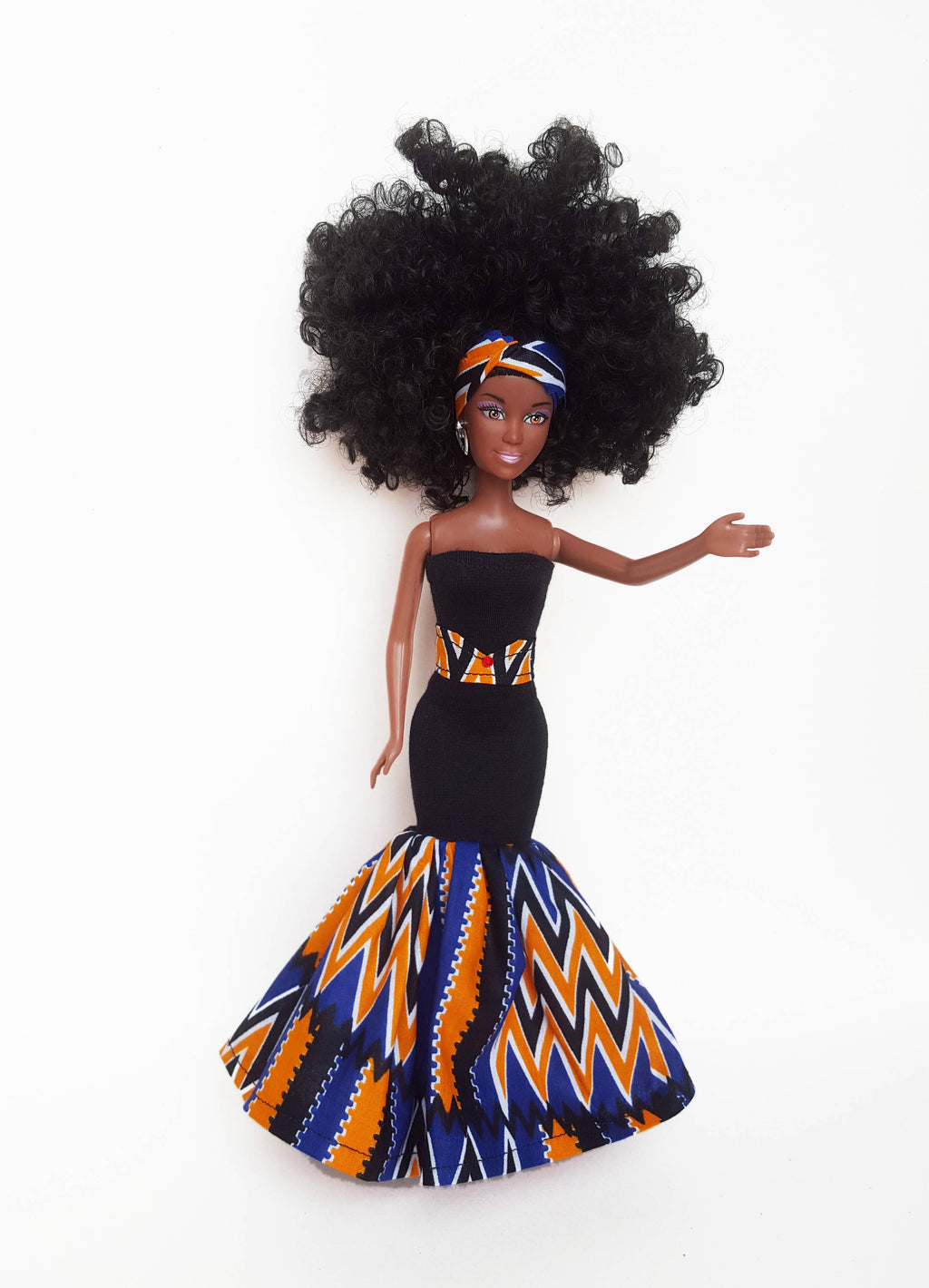 Black Doll Nana Kuti Doll
