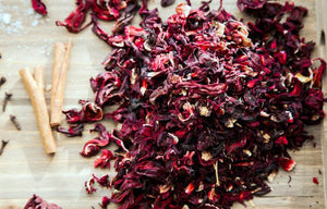 Trinidad Sorrel Packet...Refreshing Hibiscus Sorrel Drink. Includes all spices and recipe to make this refreshing Caribbean drink.