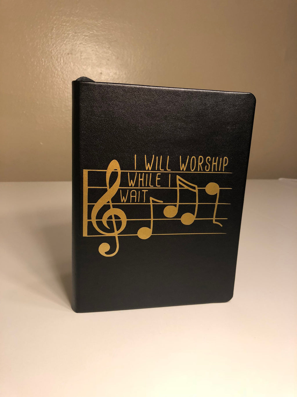 I Will Worship - Journal