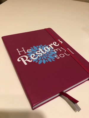 He Restores My Soul - Journal