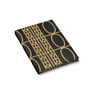 Black Gold Journal  Blank Art Book Sketch Book Drawing Pad Notebook Stationery Office Art
