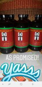 Black Seed Oil 16 ounces