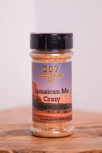 Jamaican Me Crazy Seasoning
