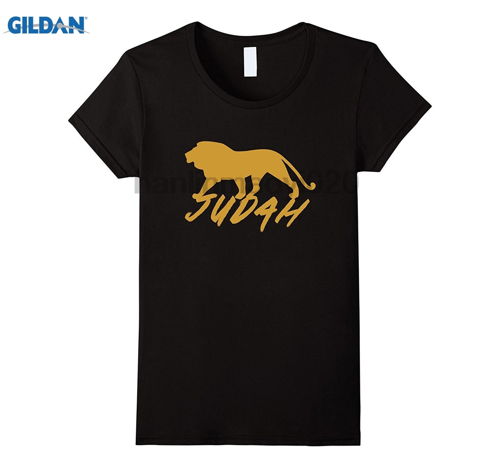 GILDAN Gold Tribe Of Judah T-shirt Hebrew Israelites Yeshua Yahshua