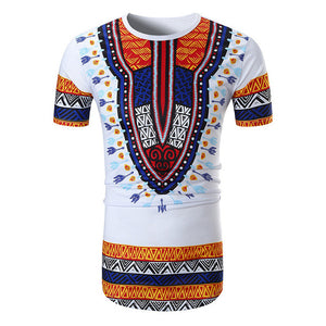 3D Printed Africa Clothing Mens T Shirt Ethnic Dashiki T-shirt Men Fashion African Dresses For Women/Men Hip Hop African Clothes