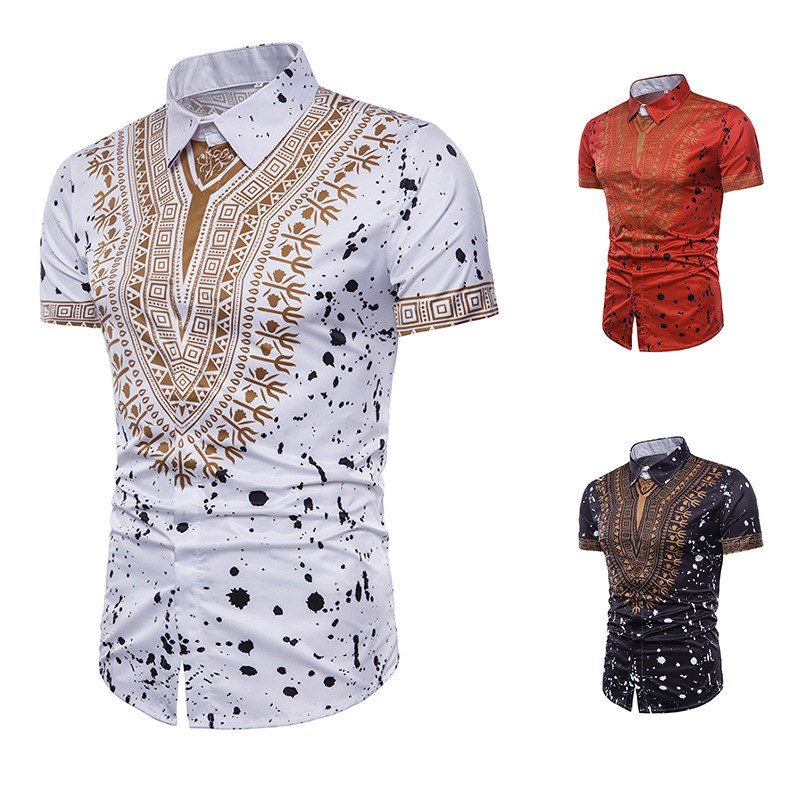 Hot fashion 3d african clothes hip hop africa clothing dashiki dress printed shirts casual african dresses for women/men