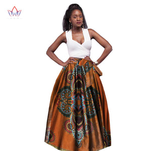African women clothing Dashiki bazin Plus Size work straight women's clothing african prints 6xl long dress