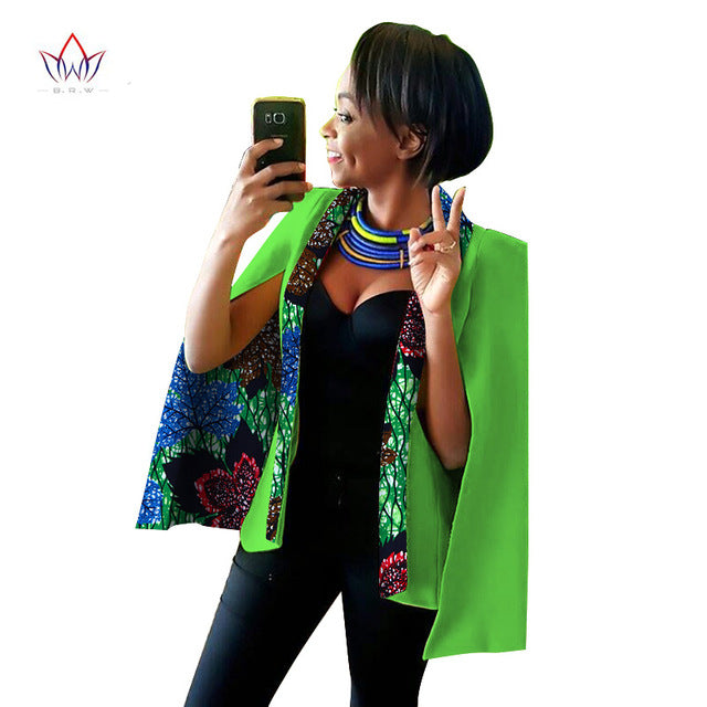 African Womens Clothing Dashikis African Clothing for Women Blazer Wax Plus Size Dashiki Women Tops big size