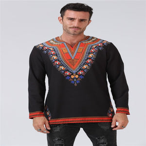 Africa clothing African Dashiki Traditional Dashiki Maxi Man Shirt Shirt Maxi T Shirt  Man Clothes Man T-shirt