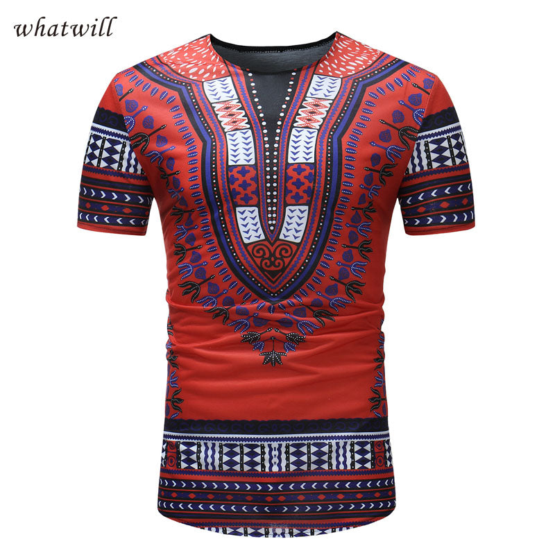 african clothes fashion 3d dashiki t-shirt robe africaine africa clothing casual printed dresses for women/men