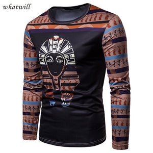 New fashion mens africa clothing hip hop t-shirts 3d african clothes casual dashiki traditional & cultural wear