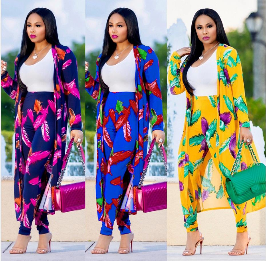 African Dashiki Arrival Black Striped 3 pieces Sets Casual Outfits Long Coat Straps Jumpsuit Bodysuit Women Clothing Sets Suits