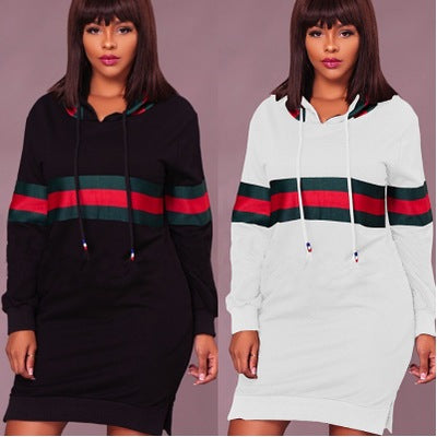 2018 African Dashiki Nightclub webbing stitching sexy dress sweater dress  Autumn Design Long Sleeve women's clothing