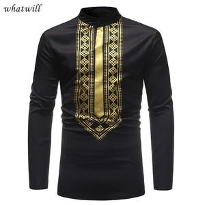 hip hop africa clothing mens fashion dashiki dresses shirts 3d printed robe africaine fitness african clothes