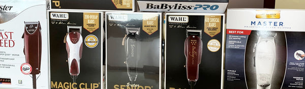 We Sell Hair Clippers!