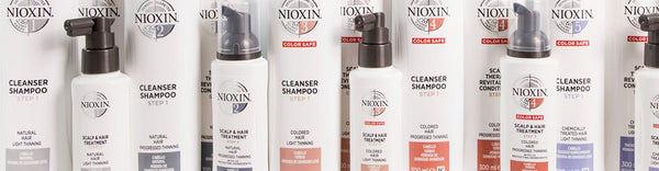 Fighting Hair Loss with Nioxin