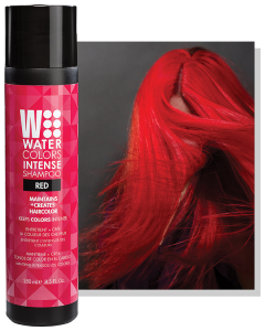 Tressa Watercolors Intense Shampoo Red