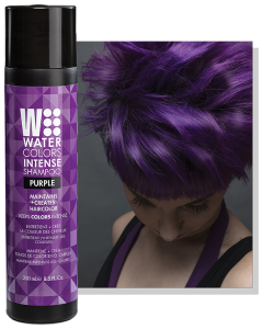 Tressa Watercolors Intense Shampoo Purple