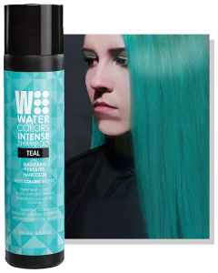 Tressa Watercolors Intense Shampoo Teal
