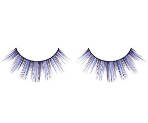 Baci Lingerie Magic Colors Black Purple Deluxe Eyelash, #532