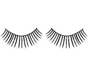 Baci Lingerie Natural Look Black Deluxe Eyelashes, #683