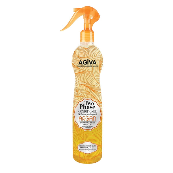 Agiva Two Phase Leave-in Conditioner Argan Oil 400ml