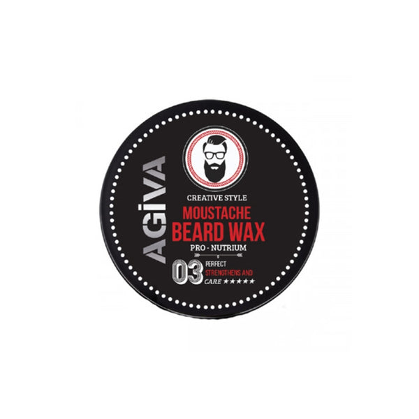Agiva Moustache Beard Wax 35ml