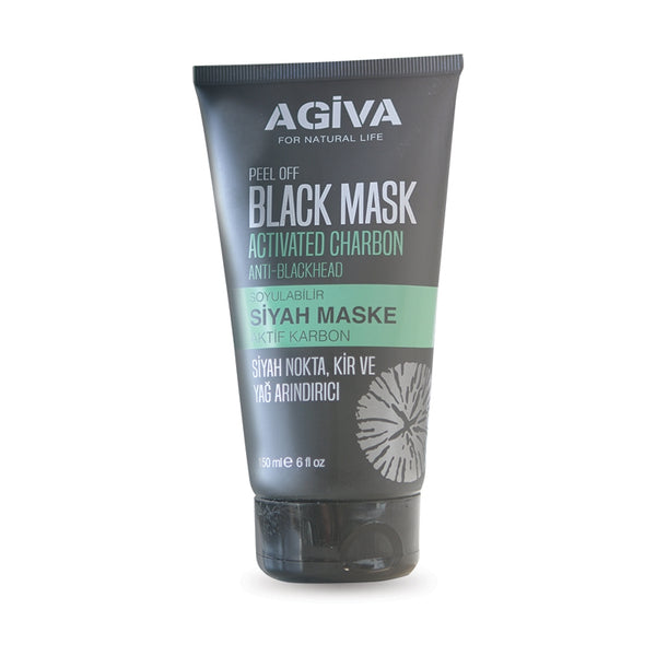 Agiva Peel Off Black Mask 150ml