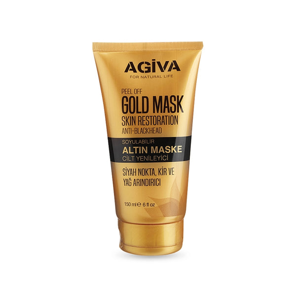Agiva Peel Off Gold Mask 150ml