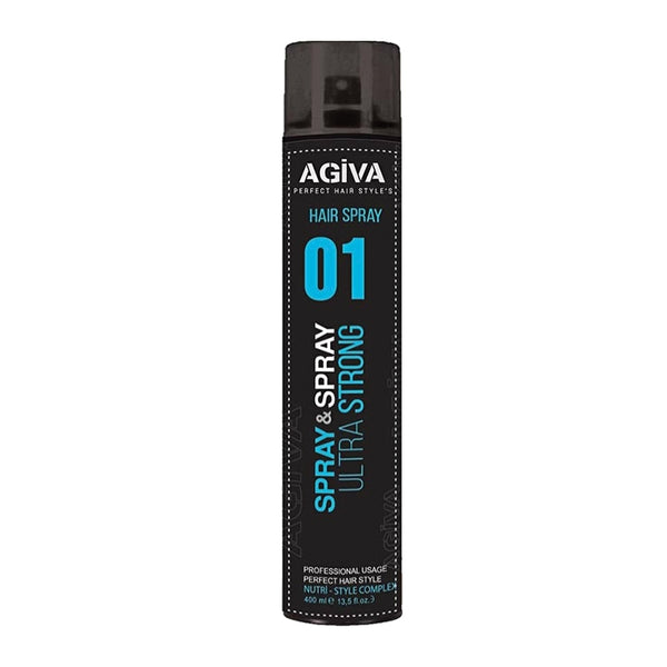 Agiva Hair Spray 01 Ultra Strong 400ml