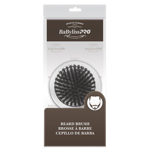BabylissPro Round Beard Brush
