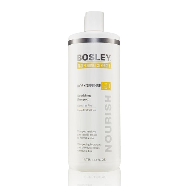 Bosley BOS Defense Nourishing Shampoo for Color Treated Hair