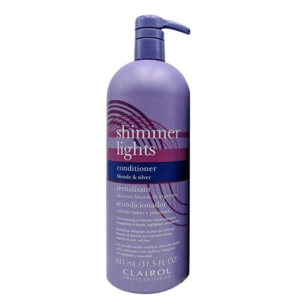 Shimmer Lights Conditioner Blonde and Silver