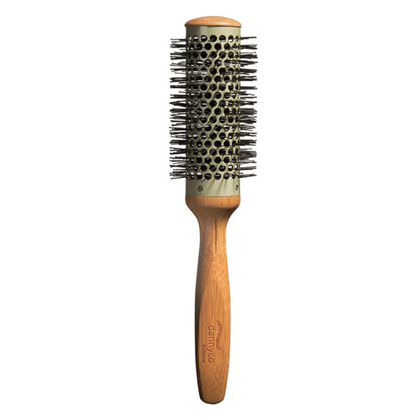Dannyco Eco-Friendly Tourmaline & Ceramic Bamboo Circular Brush