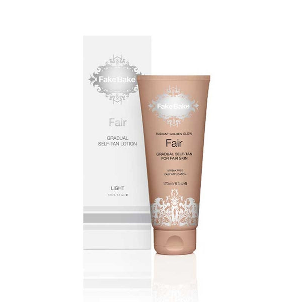 Fake Bake Fair Gradual Self-Tan Lotion 6oz
