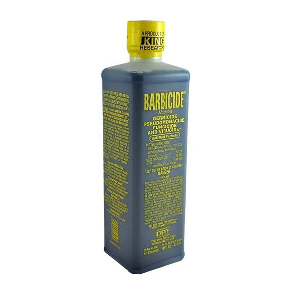 KING Barbicide Anti Rust Formula