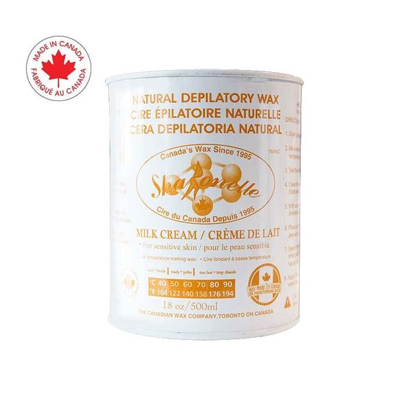 Sharonelle Milk Cream Wax 18 oz