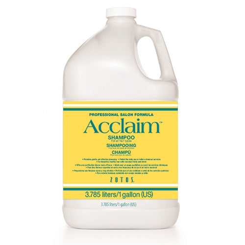 Zotos Acclaim Shampoo 1 Gallon