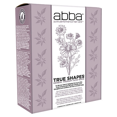 Abba True Shapes Herbal Therapy Acid Wave Perm