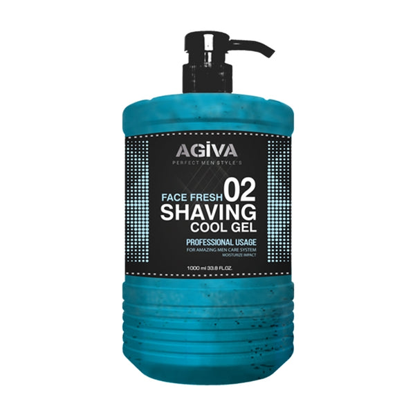 Agiva Face Fresh Shaving Gel 1000ml