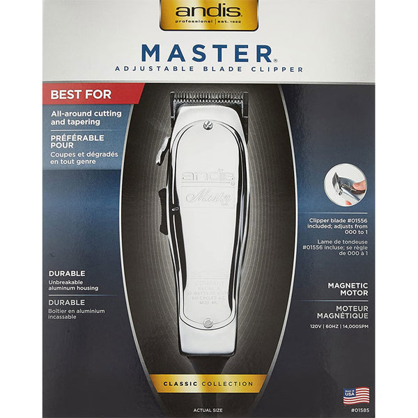 Andis MASTER Clipper #01585