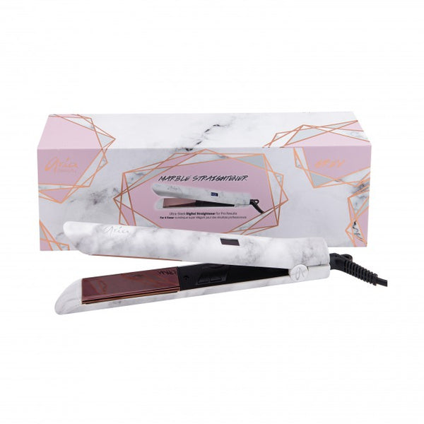 Aria Beauty Marble Hair Straightener
