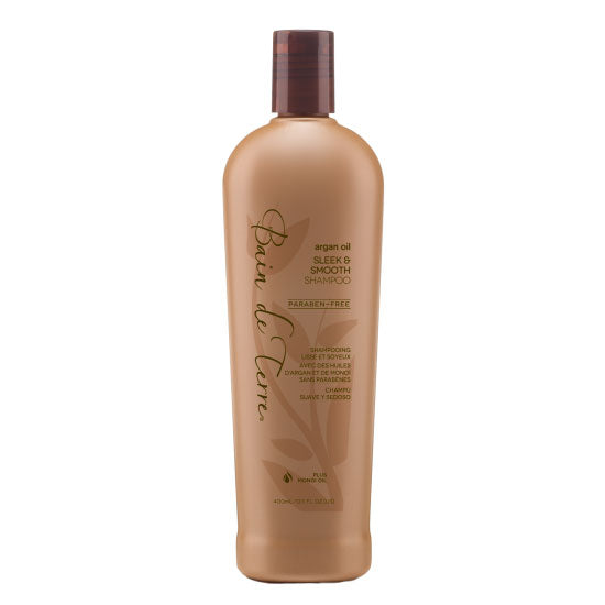 Bain De Terre Sleek and Smooth with Argan Oil Shampoo