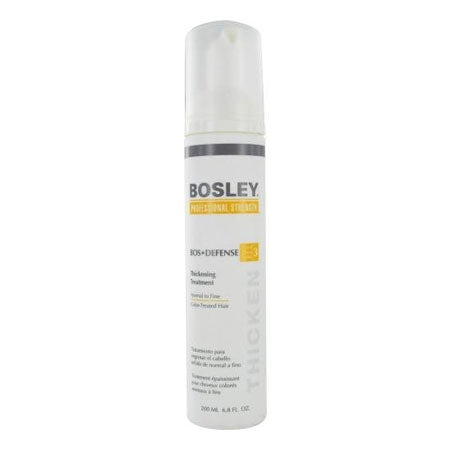 Bosley BOS Defense Thickening Treatment for Color Treated Hair 200ml