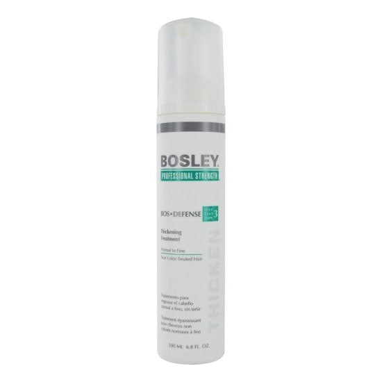 Bosley BOS Defense Thickening Treatment for Non Color Treated Hair 200ml