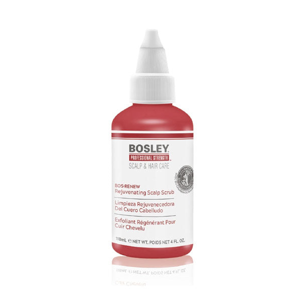 Bosley Bos.Renew Rejuvenating Scalp Scrub 118ml
