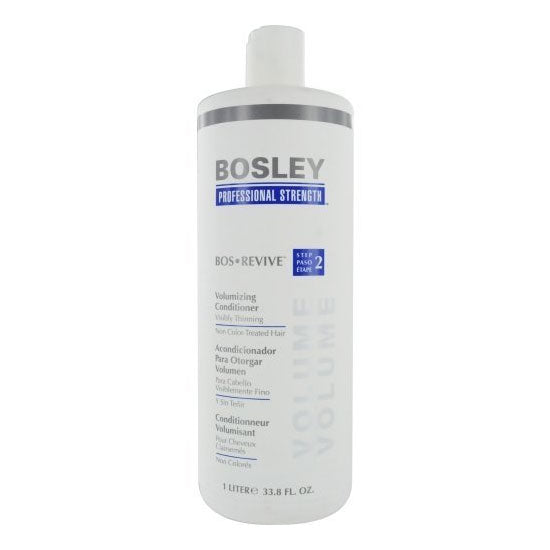 Bosley BOS Revive Volumizing Conditioner for Non-Color Treated Hair